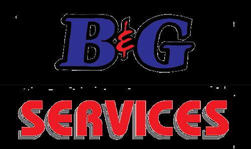 B&G Services Logo